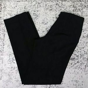 Zara Man Black Slacks Dress Pants Sz 30
